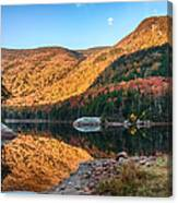 Dawn Over Kinsman Notch Canvas Print