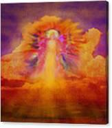 Dawn Sentinal Canvas Print