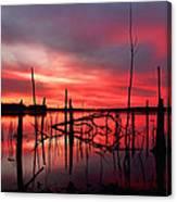 Dawns Preview Canvas Print