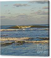 Day At The Ocean Canvas Print