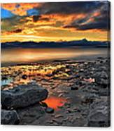 Daybreak In Craigleith Canvas Print