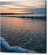 Day Done Canvas Print