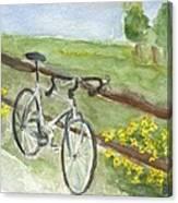 Day Trip Canvas Print