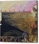 Daybreak I Canvas Print