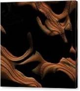 Daybreak Mars Canvas Print