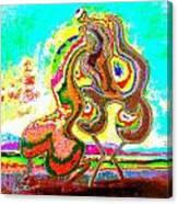 Daylight Desire Canvas Print