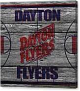 Dayton Flyers Canvas Print