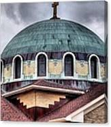 Dayton Mosque Canvas Print