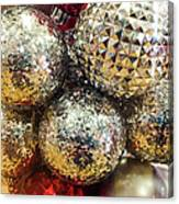 Dazzling Christmas Canvas Print