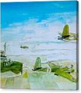 D.c. Mauraders Canvas Print