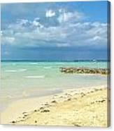De Playa Canvas Print