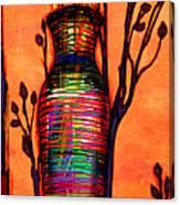 De Vase Canvas Print
