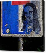 Dead End Religion Canvas Print