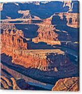 Dead Horse Dawn - Utah Sunrise Photograph Canvas Print