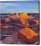 Dead Horse State Park Canvas Print