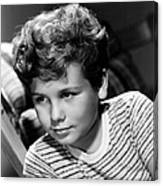 Dean Stockwell, 1946 Canvas Print