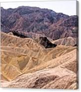 Death Valley # 12 Canvas Print