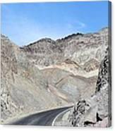 Death Valley # 9 Canvas Print