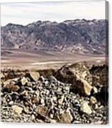 Death Valley #6 Canvas Print
