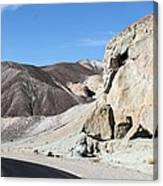 Death Valley #7 Canvas Print