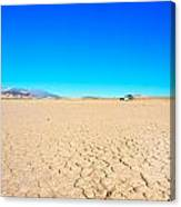 Death Valley Discovery Canvas Print