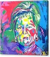 Deborah Lybrand Canvas Print