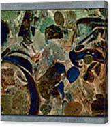 Debris 8 Canvas Print