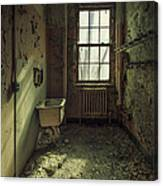 Decade Of Decay Canvas Print