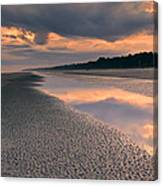 Island Evening Canvas Print