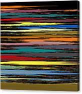Deep Color Field 2 Canvas Print