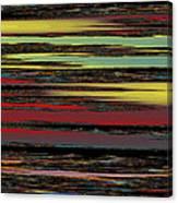 Deep Color Field Canvas Print