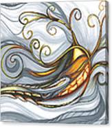 Deep Current Canvas Print