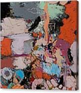 Deep Impulses Canvas Print