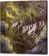 Deep Peace Canvas Print