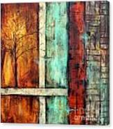 Deep Roots-a Canvas Print