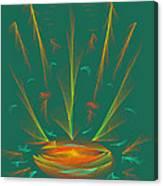 Deep Sea Wonder Canvas Print