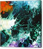 Deep Space Canvas Two Canvas Print