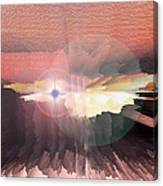 Deep Space Fantasy Canvas Print