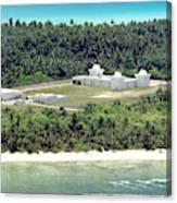 Deep Space Surveillance Facility Canvas Print