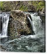 Deer Creek Falls Canvas Print