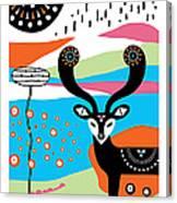 Deery Me Canvas Print