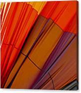 Deflated Canvas Print