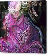 Degenerate Inspiration Canvas Print