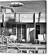 Del Marcos Palm Springs Canvas Print