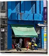 Delivery Boy - Sao Paiulo Canvas Print