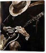 Delta Blues Canvas Print