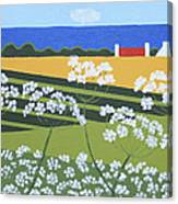 Denmark 4 Canvas Print