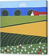 Denmark 5 Canvas Print