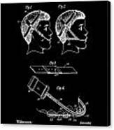Dental Patent  Office Art Canvas Print