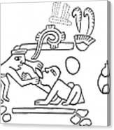 Dentistry, 600 A.d Canvas Print